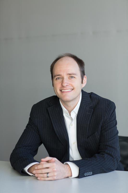 Biotechnology Training Program alumnus Daniel Agnew