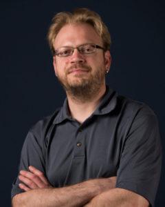 Photo of Professor Chris Todd Hittinger, BTP Trainer