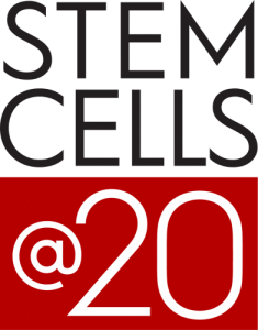 Logo for Stem Cells @ 20