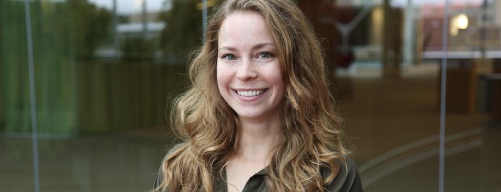 Photo of BTP alumna Danielle Lohman